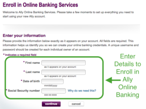 enroll-ally-online-banking