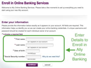 enroll-ally-online-banking