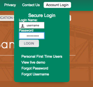 first bank yuma secure login page