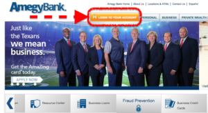 Amegy Bank Login