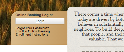PBI BANK LOGIN