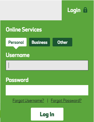 Huntington Bank login