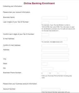 best-bank-enrollment-form