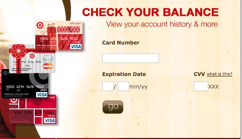 target gift card activation visa