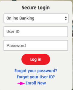 BMO Harris Bank online banking registration