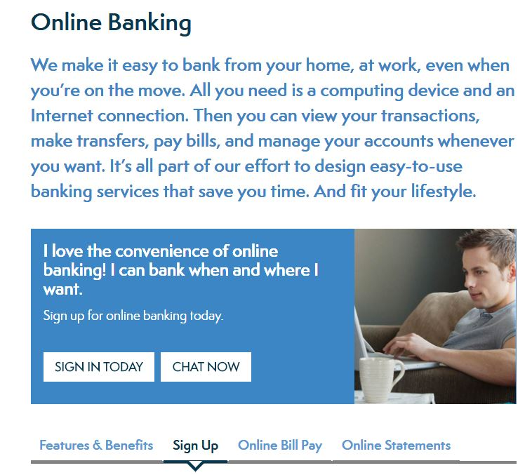 esl bank online login