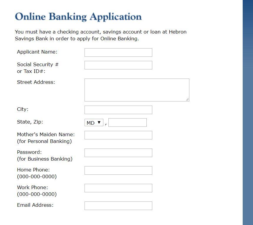 hebron bank