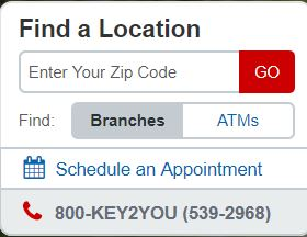 key bank online login