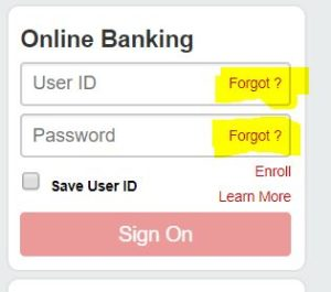 key bank online login