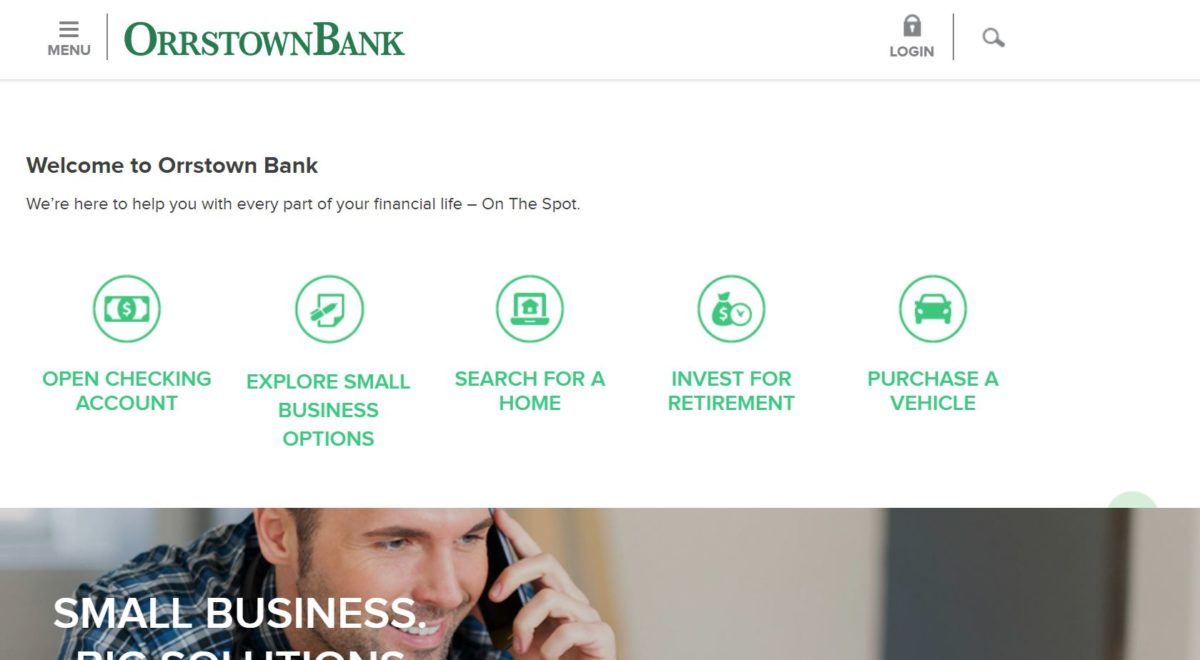 Orrstown Bank – How To Login ?